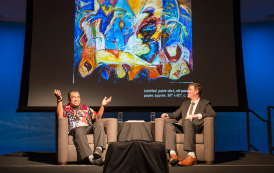 CALL/VoCA Talk: Mario Martinez